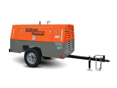 185CFM Diesel Air Compressors