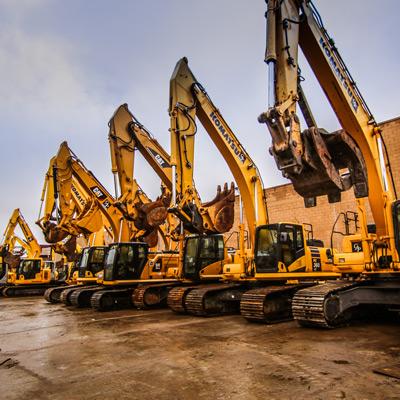 Cap Equipment Leasing | Rent Heavy Equipment | NYC, NY