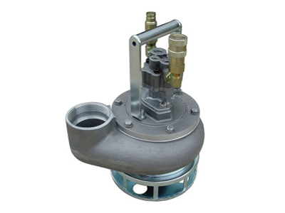submersible pump head